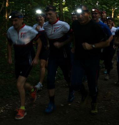 Night trail i Kolding